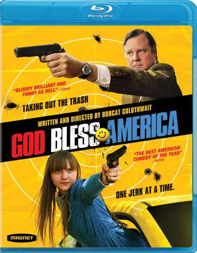 God Bless America [Blu-ray] [2011] 5471901