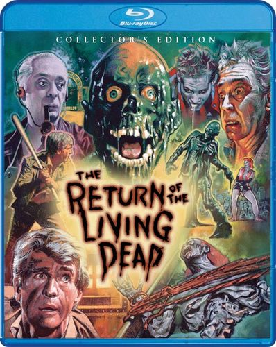 The Return of the Living Dead [Collector's Edition] [Blu-ray] [2 Discs] [1985] 5472001