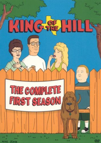 King of the Hill: The Complete First Season [3 Discs] [DVD] 5475372
