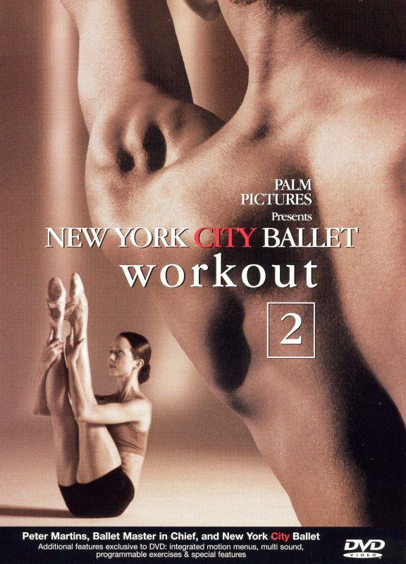 New York City Ballet Workout, Vol. 2 [DVD] [2003] 5479378