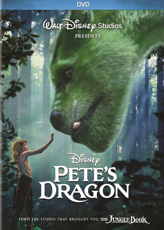 Pete's Dragon [DVD] [2016] 5480200