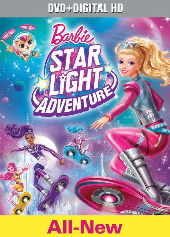 Barbie: Star Light Adventure [Includes Digital Copy] [UltraViolet] [DVD] [2016] 5480400