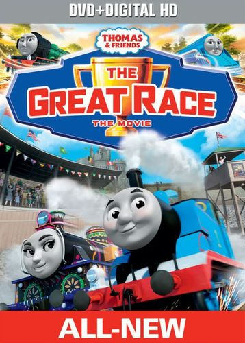 Thomas and Friends: The Great Race [Includes Digital Copy] [UltraViolet] [DVD] 5480401