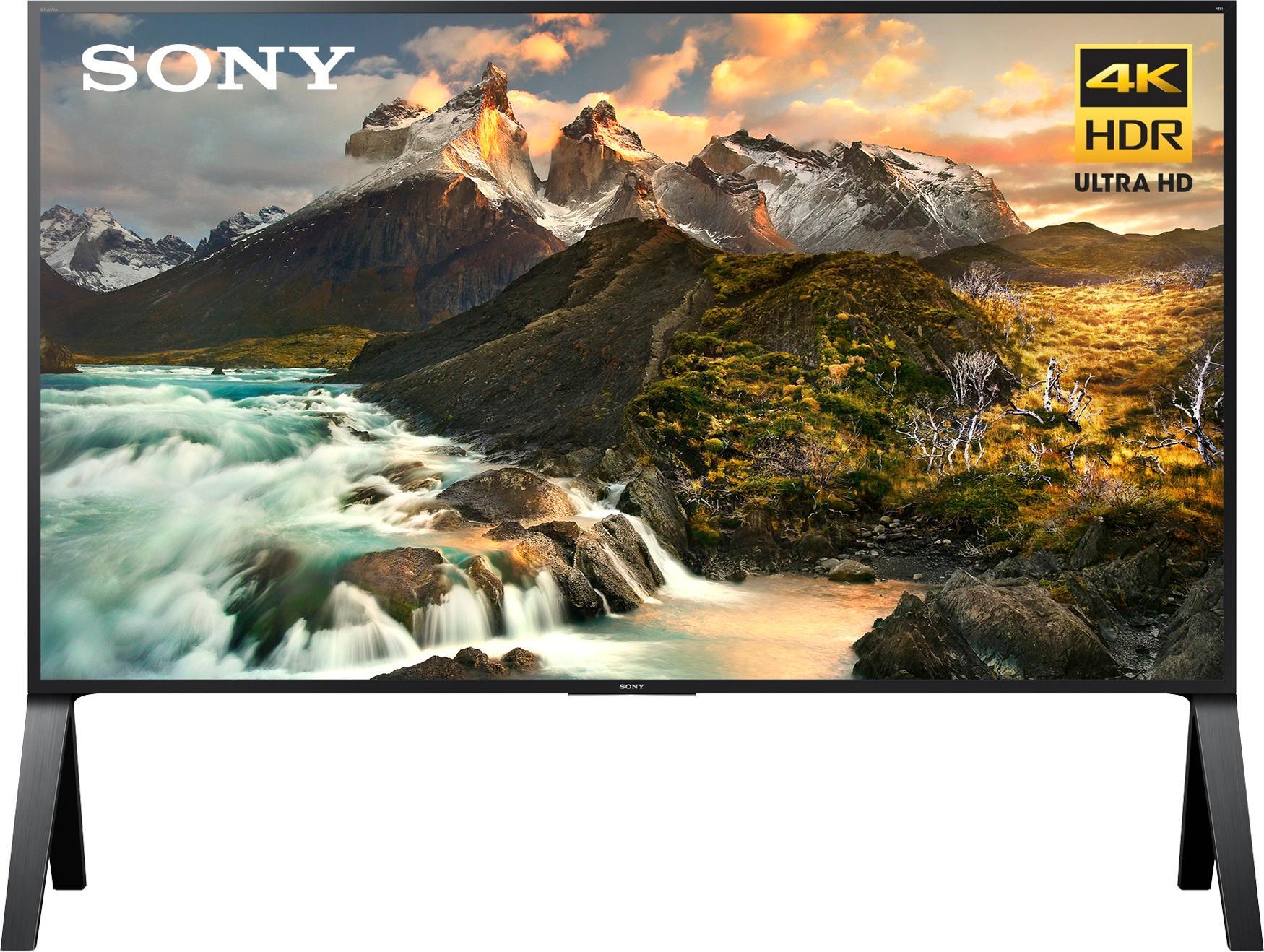 Sony XBR100Z9D largeFrontImage