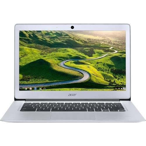 Acer Chromebook 14, 14 Inches (Silver)