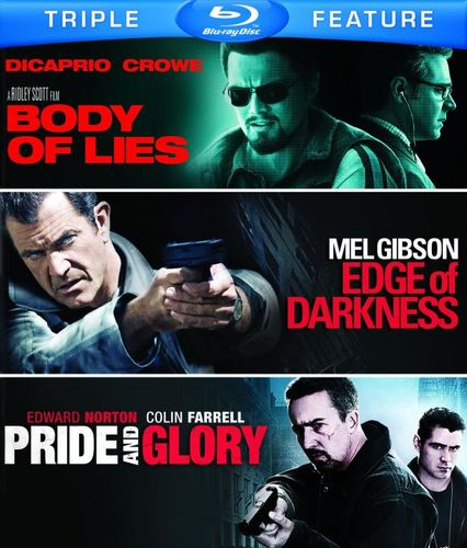 Body of Lies/Edge of Darkness/Pride and Glory [3 Discs] [Blu-ray] 5485167
