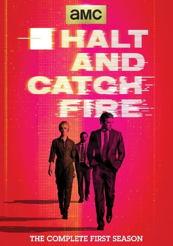 Halt and Catch Fire [3 Discs] [DVD] 5486144