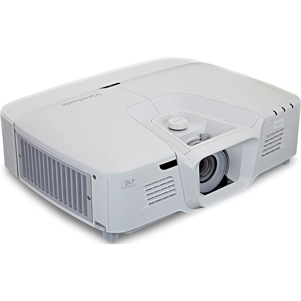 ViewSonic PRO8530HDL LightStream 1080p DLP Projector White