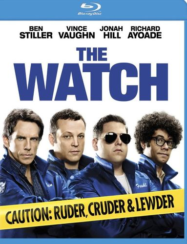 The Watch [Blu-ray] [2012] 5492500