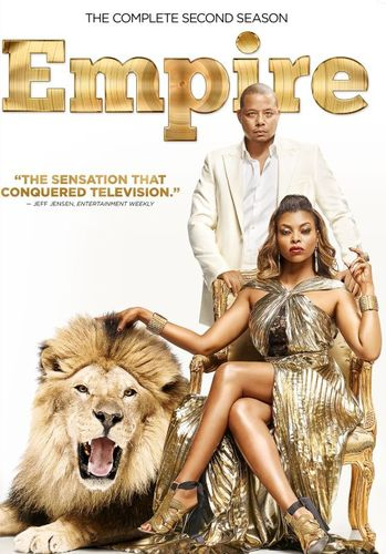 Empire: Season 2 [5 Discs] [DVD] 5492800