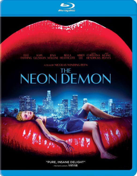 The Neon Demon [Blu-ray] [2016] 5495328