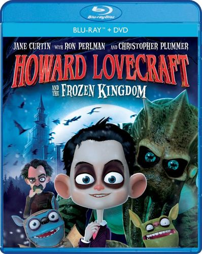 Howard Lovecraft and the Frozen Kingdom [Blu-ray] [2 Discs] [2016] 5495329