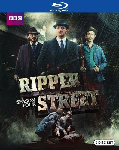 Ripper Street: Season 4 [Blu-ray] [2 Discs] 5495333