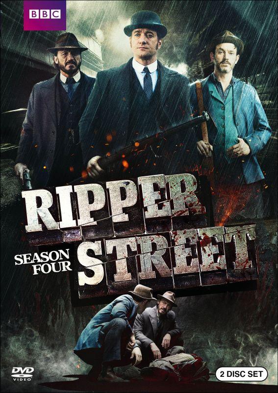 Ripper Street: Season 4 [2 Discs] [DVD] 5495336