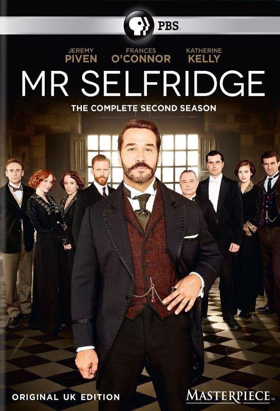 Masterpiece: Mr Selfridge - Season 2 [3 Discs] [DVD] 5496002