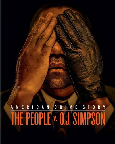 American Crime Story: The People v.O.J. Simpson [Blu-ray] [3 Discs] 5496138