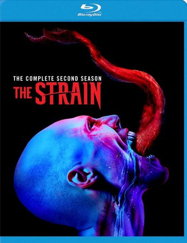 The Strain: Season 2 [Blu-ray] [3 Discs] 5496208