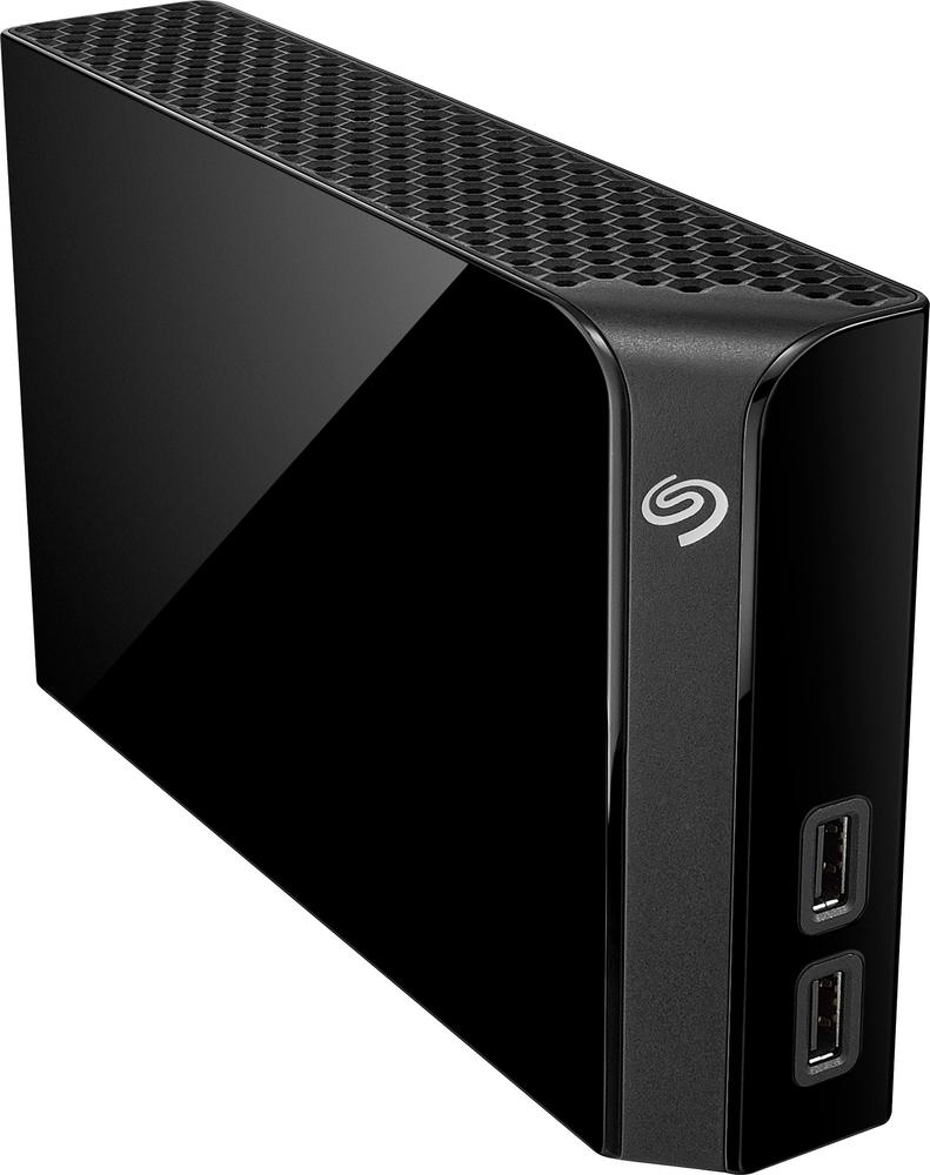 Seagate STEL6000100 Backup Plus Hub 6TB External USB 3.0 Portable Hard Drive Black