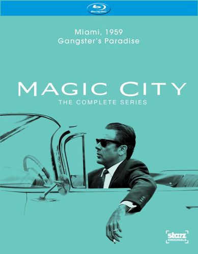 Magic City: Seasons 1 and 2 [6 Discs] [Blu-ray] 5497212