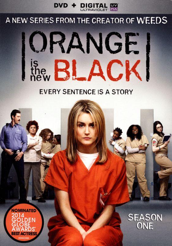 Orange Is the New Black: Season One [DVD] 5497276