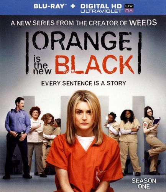 Orange Is the New Black: Season One [Blu-ray] 5497285