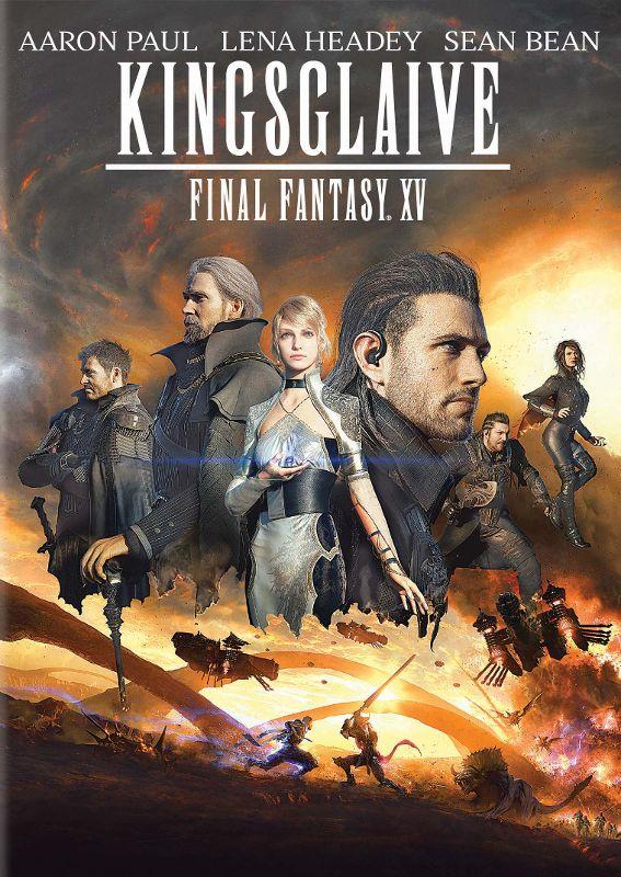 Kingsglaive: Final Fantasy XV [DVD] [2016] 5498302