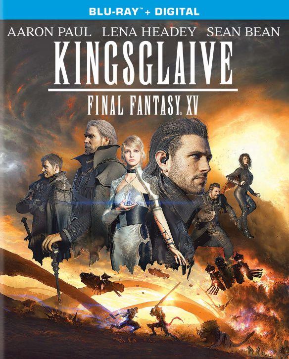 Kingsglaive: Final Fantasy XV [Blu-ray] [2016] 5498308