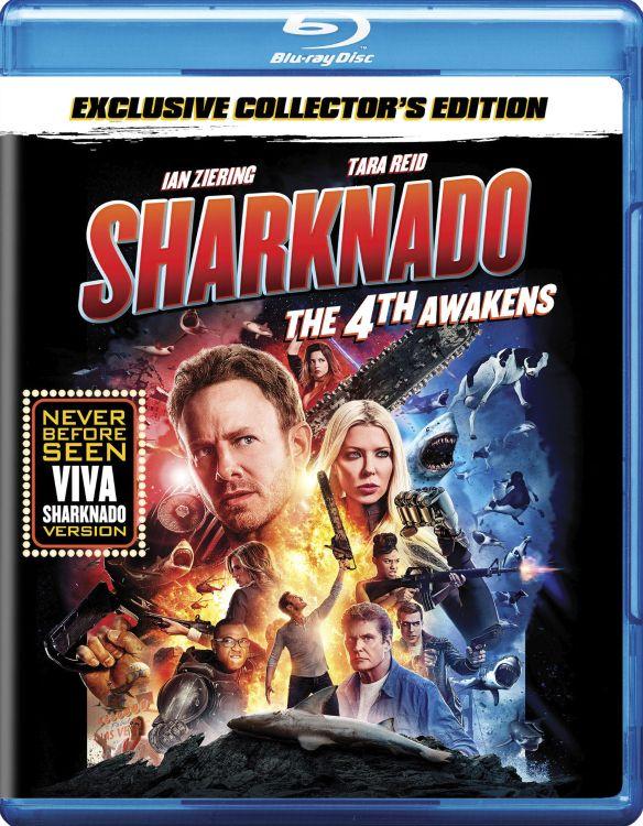 Sharknado: The 4th Awakens [Blu-ray] [2016] 5498805