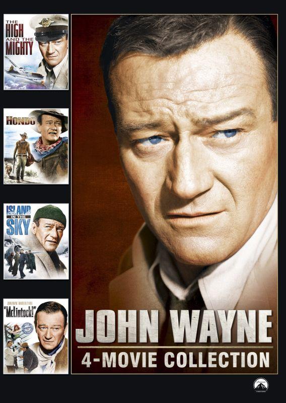 The John Wayne 4 Movie Collection [4 Discs] [DVD] 5501201