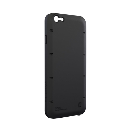 ACTIONPROOF™ - Case for Apple® iPhone® 6 and 6s - Black 5506710