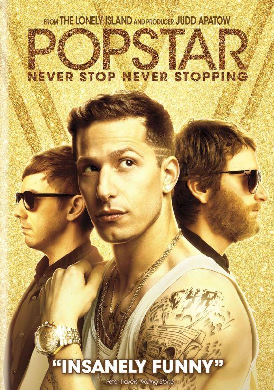 Popstar: Never Stop Never Stopping [DVD] [2016] 5507468