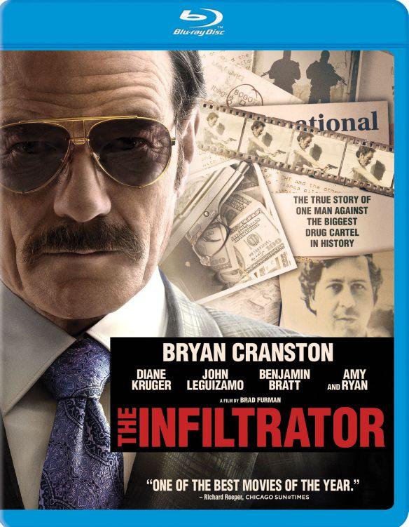 The Infiltrator [Blu-ray] [2016] 5507471