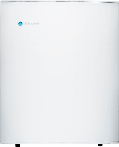 Blueair - Classic 205 HEPASilent Air Purifier - White 5516700