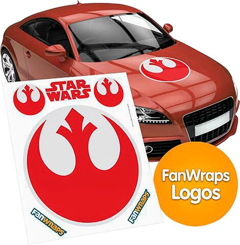 Star Wars - Vinyl Decals - Styles May Vary