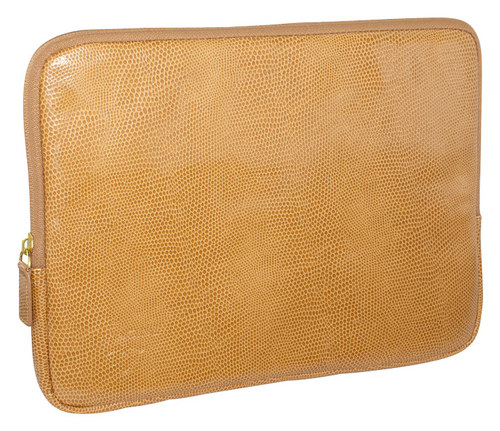 """WIB - Park Avenue Sleeve for Most Tablets and E-Readers Up to 7"""" - Tan 5518854"""