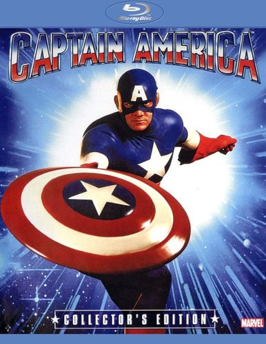 Captain America [Collector's Edition] [Blu-ray] [1992] 5520035