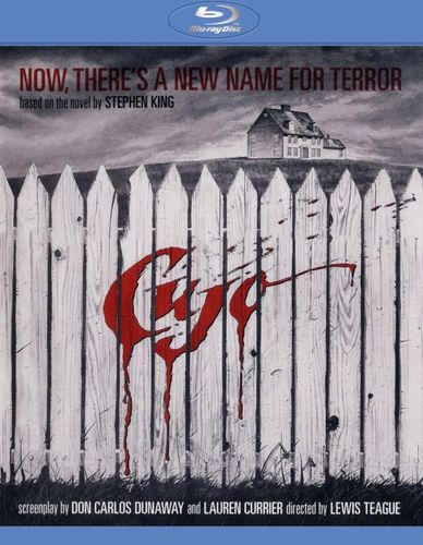 Cujo [30th Anniversary Edition] [Blu-ray] [1983] 5520062