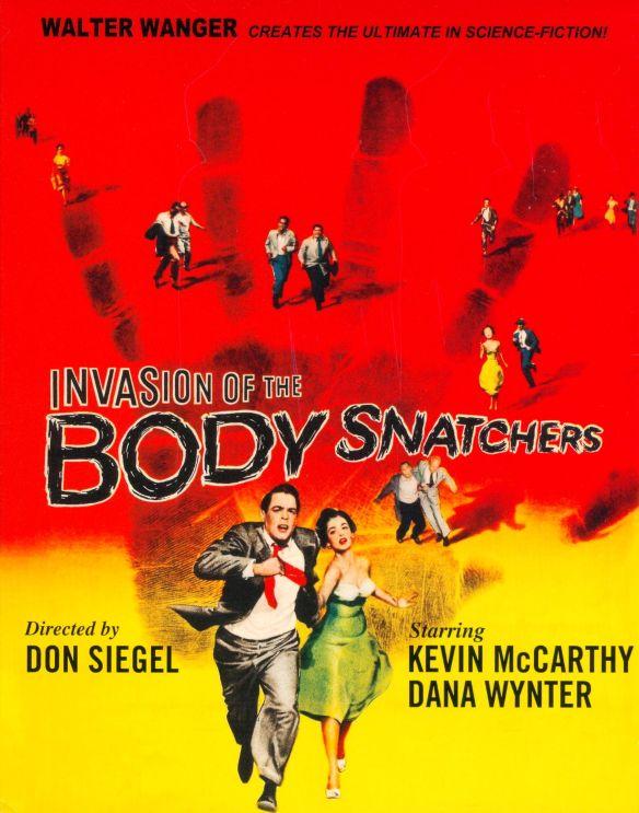 Invasion of the Body Snatchers [Blu-ray] [1956] 5520113