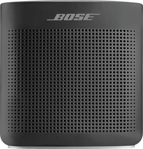 Bose - Soundlink Color Bluetooth Speaker II - Soft Black