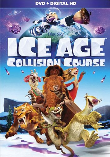 Ice Age: Collision Course [DVD] [2016] 5526400
