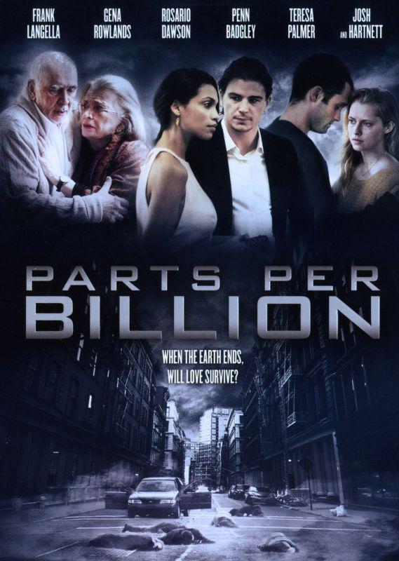 Parts Per Billion [DVD] [2013] 5527056
