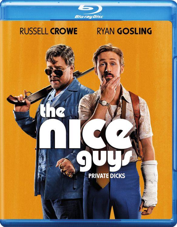 The Nice Guys [Blu-ray/DVD] [2 Discs] [2016] 5530001