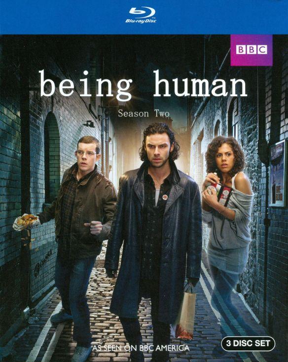 Being Human: Season Two [3 Discs] [Blu-ray] 5532056