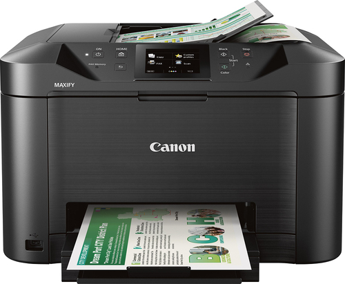 Canon - MAXIFY MB5120 Wireless All-In-One Printer - Black 5538200