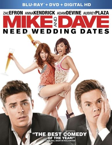 Mike and Dave Need Wedding Dates [Blu-ray/DVD] [2016] 5543000
