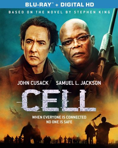 Cell [Blu-ray] [2016] 5543103