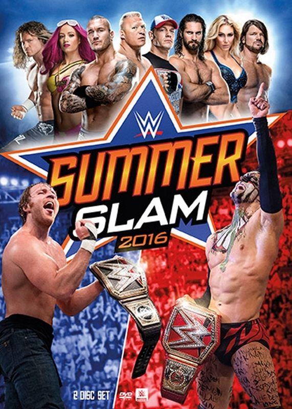 WWE: Summerslam 2016 [DVD] [2016] 5548603