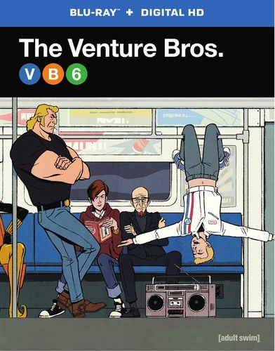 The Venture Bros.: Season 6 [Blu-ray] 5548606