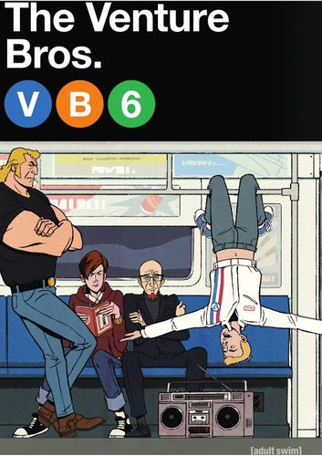 The Venture Bros.: Season 6 [2 Discs] [DVD] 5548612