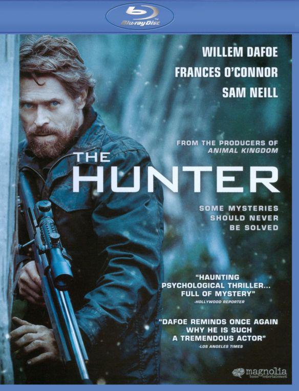 The Hunter [Blu-ray] [2011] 5555566